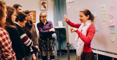 DRB курсы немецкого языка для взрослых слушателей.