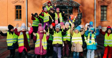 Школьные каникулы в Русско-немецком Центре встреч