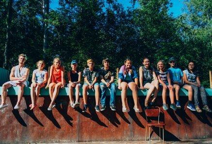 Летний лагерь с изучением немецкого языка - drb.