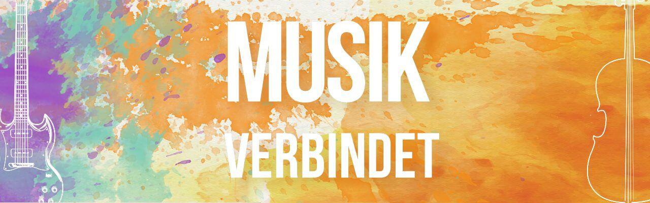 Musik verbindet.