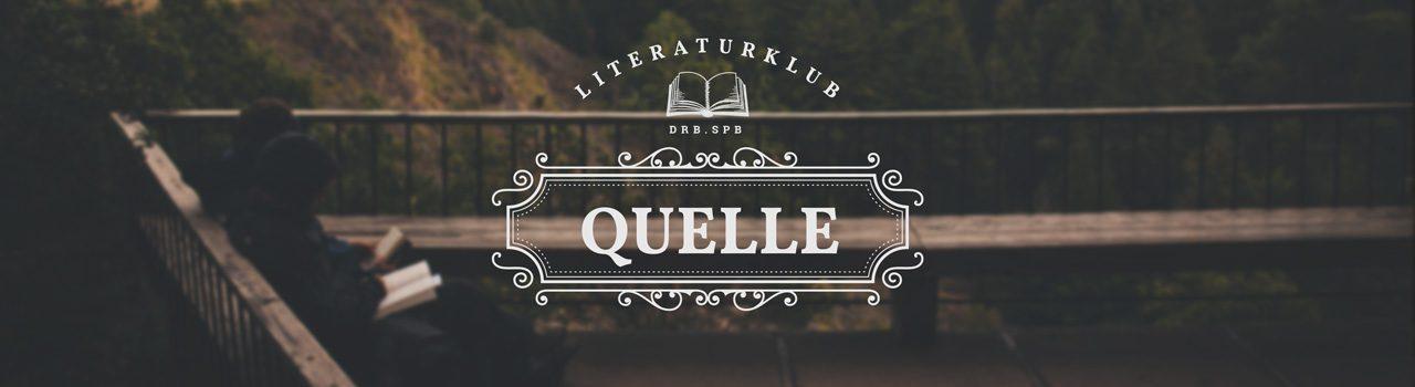 Literaturklub Quelle drb.
