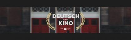 Deutsch durch Kino.