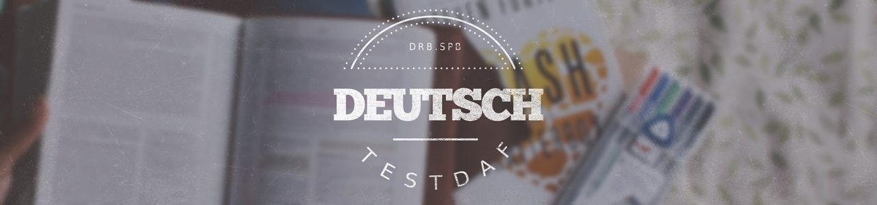 Подготовка к экзаменам по немецкому языку: как их сдавать, зачем и стоит ли бояться.