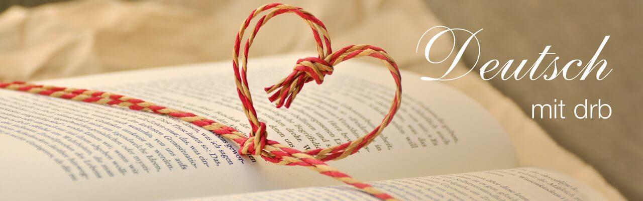 Семь выражений немецкого языка вокруг Дня святого Валентина.