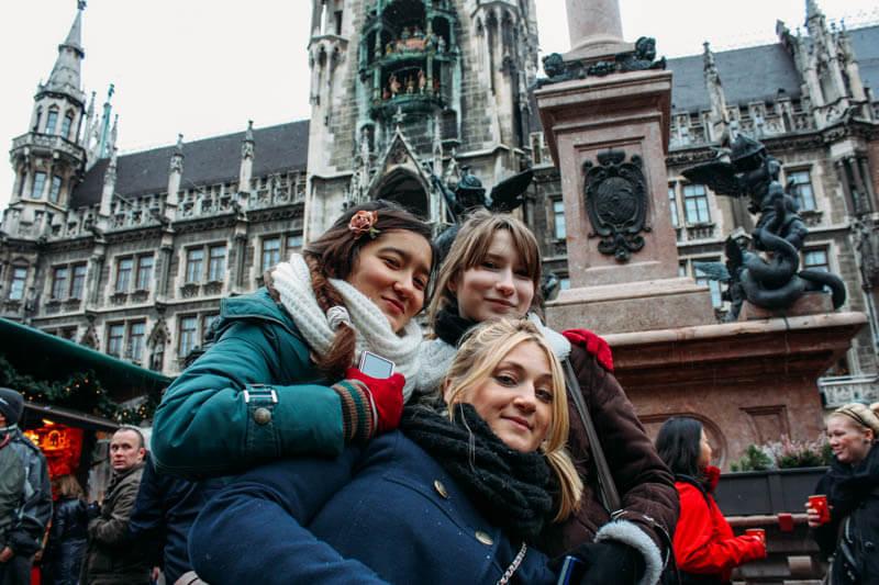 Поездки в Германию для студентов и взрослых.