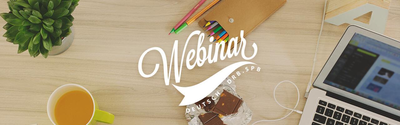 Онлайн-курсы немецкого языка и культурные вебинары в апреле.