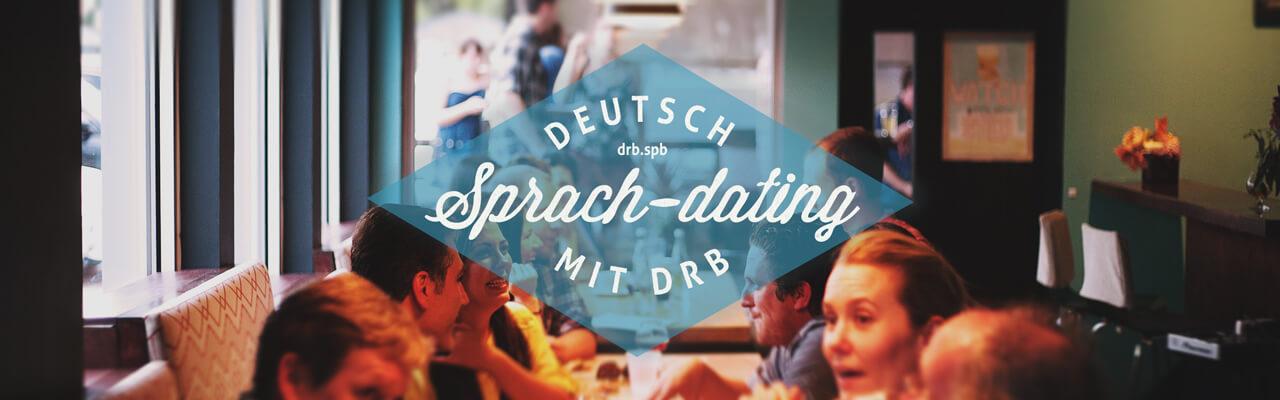 Бесплатный разговорный клуб Sprach-Dating приглашает в общий круг.