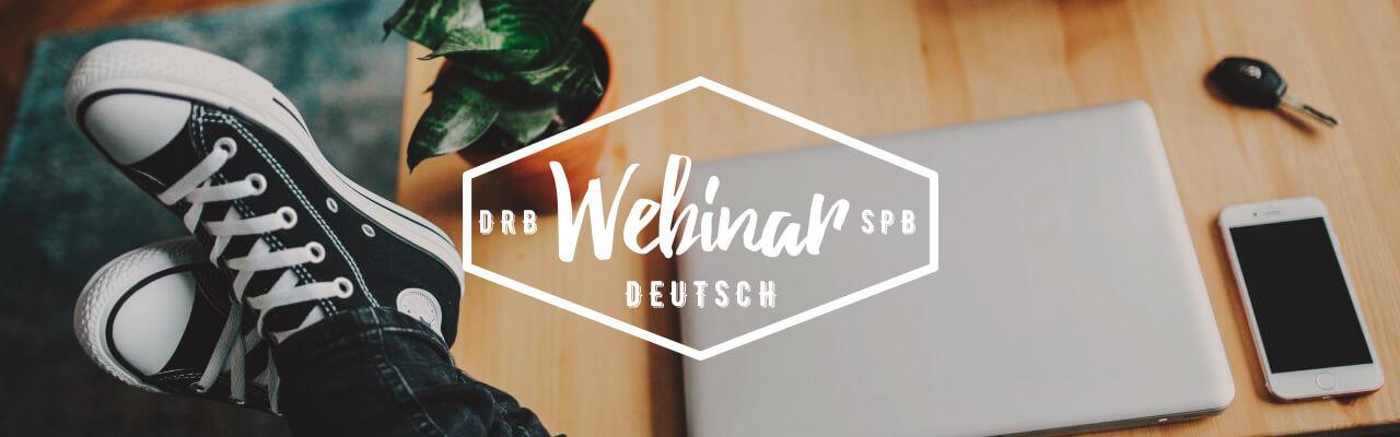 Бесплатные вебинары по Германии в мае: футбол и резюме.