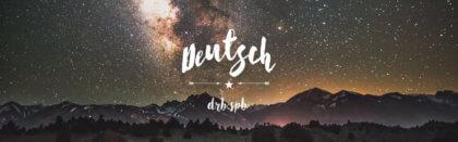 Об обучении немецкому языку: как разные знаки зодиака учат иностранные языки? Часть 2.