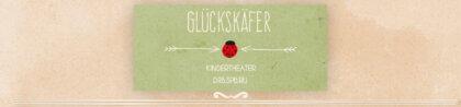 Новый проект театральной студии на немецком языке Glückskäfer для детей.