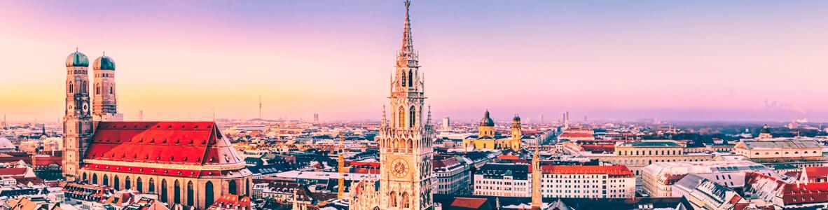 Летний интенсивный курс немецкого языка в Мюнхене с проживанием в гостевой семье.