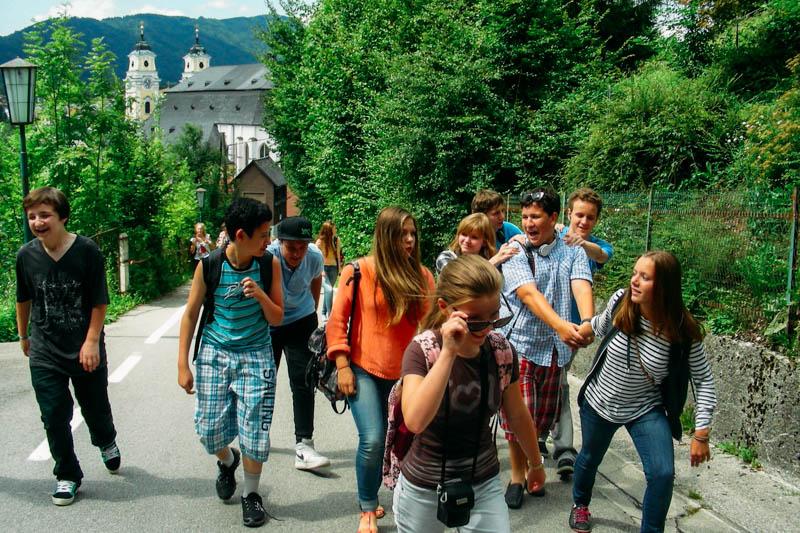 Поездки в Германию для подростков.