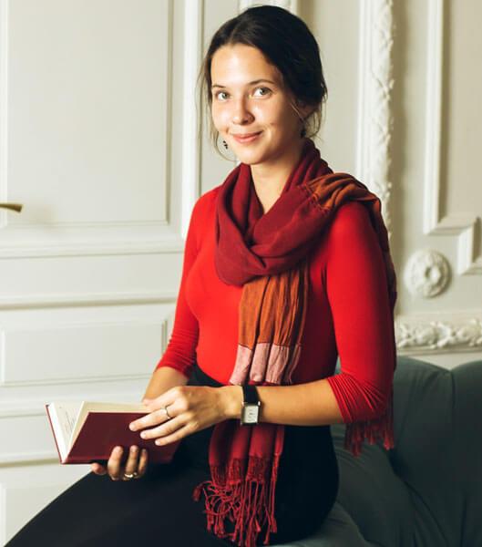 Полина Кондратенко