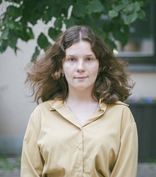 Анастасия Дубина